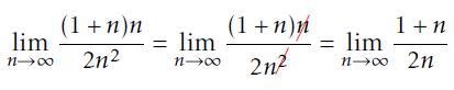 Step 2 of solving infinite sum
