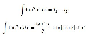 Final answer to third example of trigonometric integral