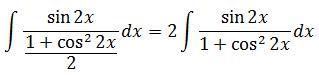 Doing the algebra